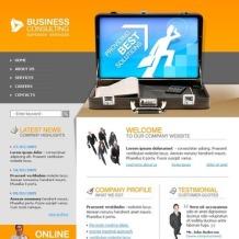 Business SWiSH Template