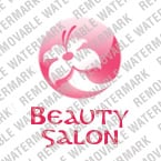Beauty Salon Logo Template