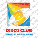 Night Club Logo Template