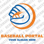 Baseball Logo Template