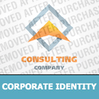 Consulting Corporate Identity Template