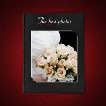 Wedding Album Flash Template