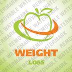 Weight Loss Logo Template