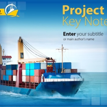 Maritime PowerPoint Template