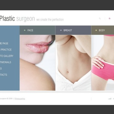 Plastic Surgery SWiSH Template