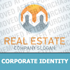 Real Estate Agency Corporate Identity Template