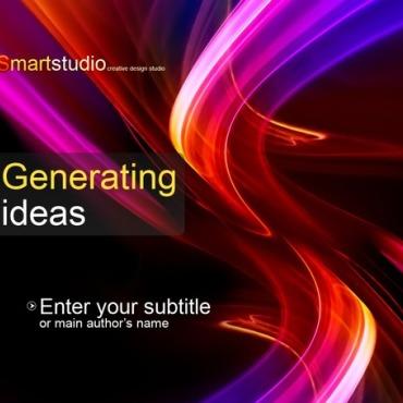 Design Studio PowerPoint Template #29323