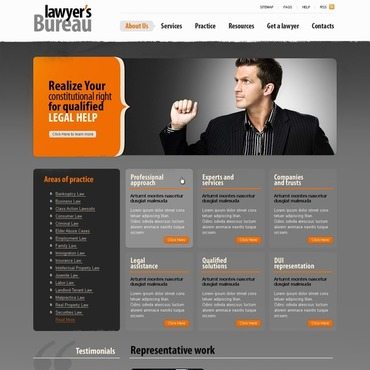 Lawyer Turnkey Website 2.0