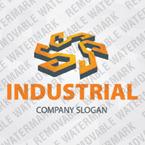 Industrial Logo Template