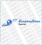 Astronomy Logo Template
