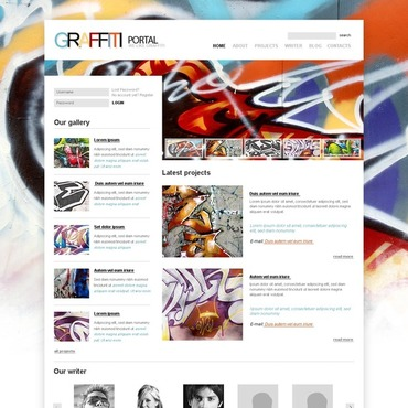 Art Web Joomla Template