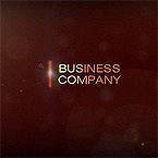 Business Silverlight Intro Template