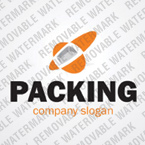 Packaging Logo Template