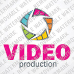 Video Lab Logo Template