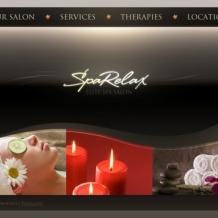 Beauty Salon SWiSH Template
