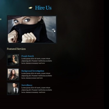 Private Investigator Turnkey Website 2.0