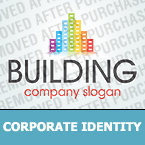 Construction Company Corporate Identity Template