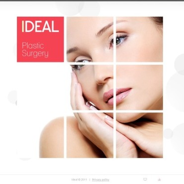Plastic Surgery Flash Template