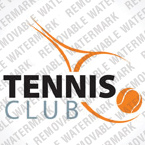 Tennis Logo Template