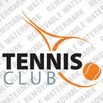 Tennis Logo Template