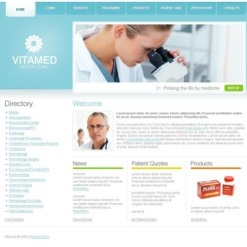 Medical Turnkey Website 2.0