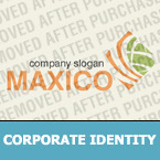 Neutral Corporate Identity Template