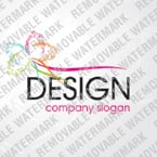 Design Studio Logo Template #33907