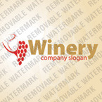 Winery Logo Template
