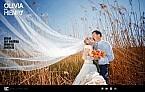 Wedding Album Photo Gallery Template