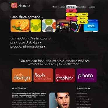 Design Studio Turnkey Website 2.0