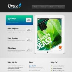 Design Studio Website Template