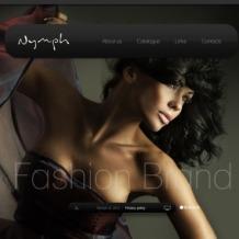 Fashion Facebook Flash Template