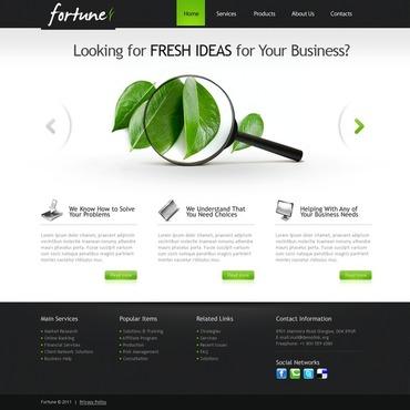 Marketing Agency Responsive Drupal Template