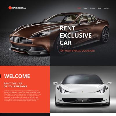 Как запустить сайт о автомобилях