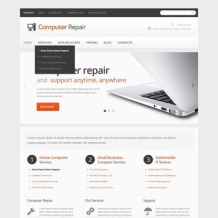 Computer Repair WordPress Theme