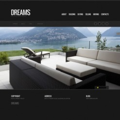 Real Estate Agency Flash Template