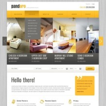 Real Estate Agency Drupal Template