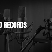 Recording Studio Website Template