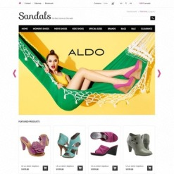 Shoe Store PrestaShop Theme