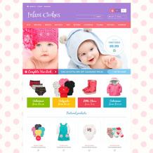 Newborn Responsive PrestaShop Theme