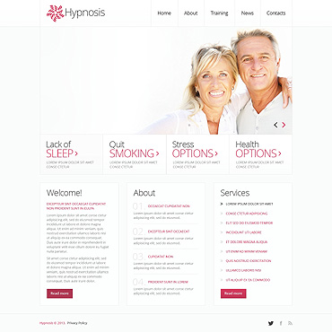 Family Psychologist Responsive Joomla Template