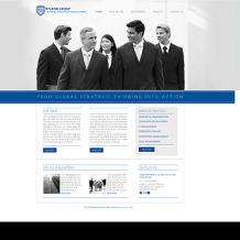 Financial Advisor Wix Website Template
