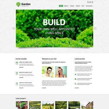 Garden Design Templates