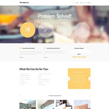 Home Repairs WordPress Theme