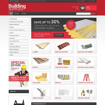 Home Repairs Responsive PrestaShop Theme