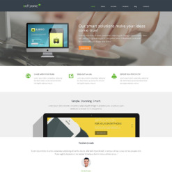 Web Development Responsive WordPress Theme