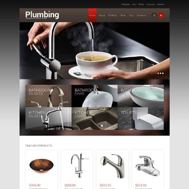 Plumbing WooCommerce Theme