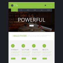 Lawyer Responsive WordPress Theme