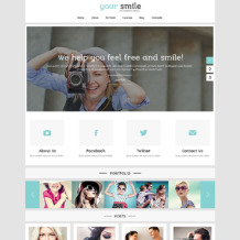 Photo Studio Responsive Joomla Template