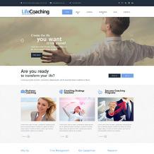 Life Coach Responsive WordPress Theme
